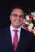 Foto do Chefe do Núcleo Regional de Educação de Maringá
