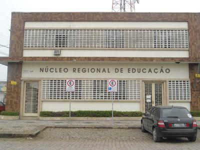 Fachada Núcleo Paranaguá