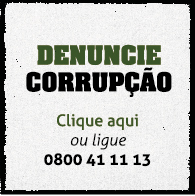 denuncie a corrupção
