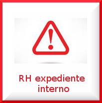 imagem de acesso ao aviso sobre expediente interno do RH