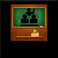 imagem de acesso ao aviso sobre a distribuição de aulas