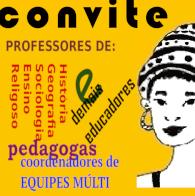 Convite para equipes multidisciplinares