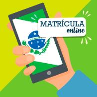 Logo matrícula online