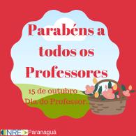 Destaque Dia do Professor