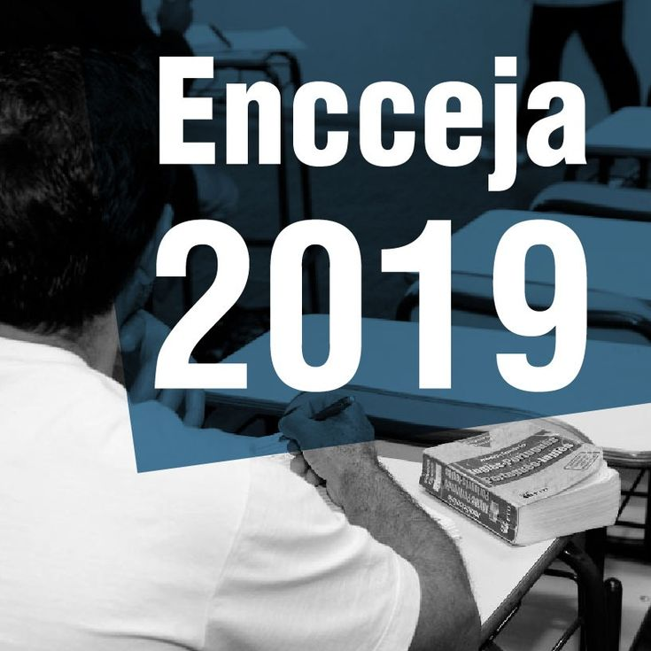 Encceja 2019