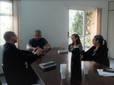 Núcleo de Educação é recebido pelo executivo municipal de Cantagalo