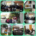 Visitando a Casa da Leitura - Colégio Estadual Conselheiro Carrão