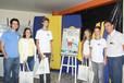 Estudantes de Nova Santa Rosa s�o premiados em Concurso Nacional