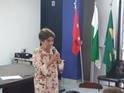 NRE Londrina recebe a visita da Secretária de Educação