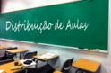 Distribuição de aulas 2019