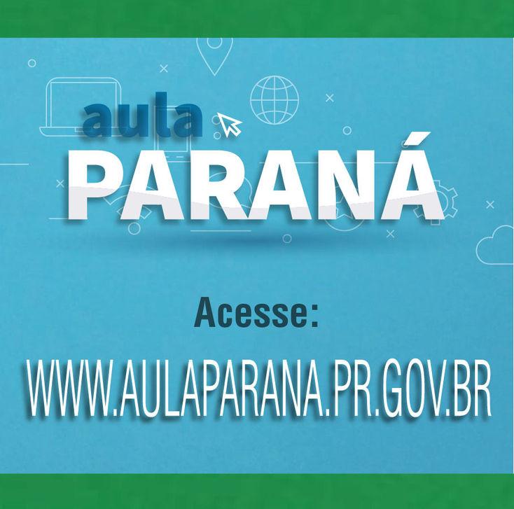 Site Aula Paraná