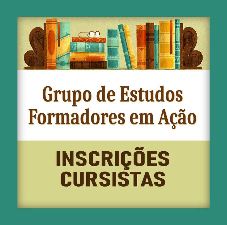 Professores em Ação - Cursistas