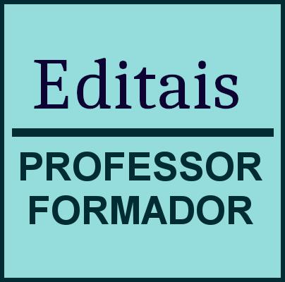 Editais Professor Formador