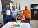 Assinatura do Termo de Compromisso para a realização dos 67° dos Jogos Escolares do Paraná